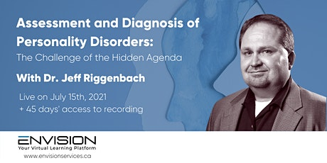 Assessment and Diagnosis of Personality Disorders: The Challenge... tickets