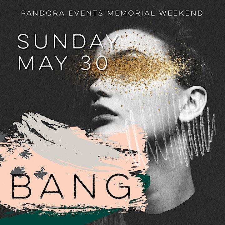 BANG - Memorial  Weekend Under the stars image