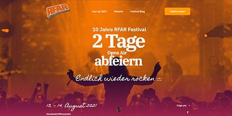 Rock For Animal Rights Open Air 2021 Tickets