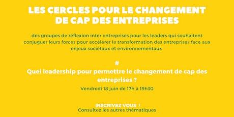 Cercle pour le Changement de Cap des Entreprises - Cercle 3 billets