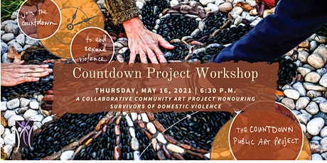 Lanark County Interval House and ReDefine Arts: Countdown Project Workshop tickets