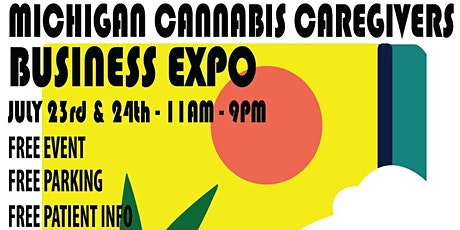 Michigan Cannabis Caregivers Business Event Free tickets
