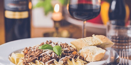 Wine and Dine Cooking Class tickets