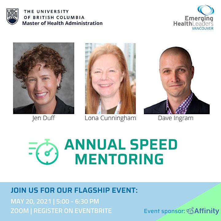 Annual Speed Mentoring image