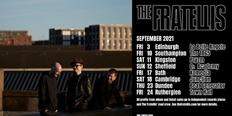 THE FRATELLIS / THE 1865 / Southampton tickets