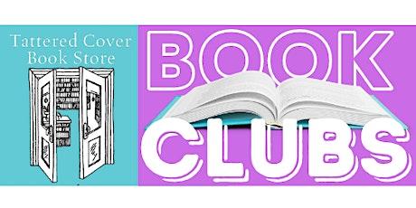 TC Sci-Fi/ Fantasy Book Club  June 2021 Meeting tickets