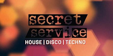 Virtual Dance Party with Secret Service LBC DJs tickets