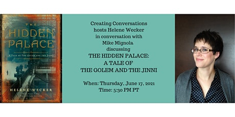 Creating Conversations Welcomes Helene Wecker and Mike Mignola tickets