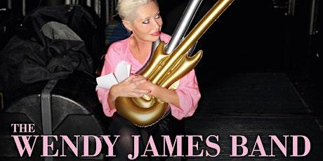 Wendy James - Truro tickets