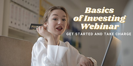Basics of Investing Webinar tickets