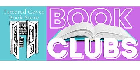 FoTC Meet-the-Author Book Club  June 2021 Meeting tickets