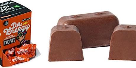 Dr Energy Chocolate Truffle Panel with Art Pollard tickets