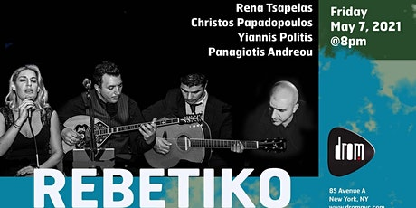 Rebetiko Night tickets