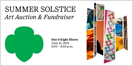 Girl Scouts Summer Solstice Fundraiser & Art Auction tickets