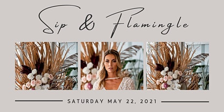 Sip & Flamingle tickets