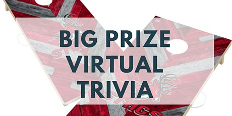 Big Prize Virtual Trivia (Saturday 9 pm) entradas