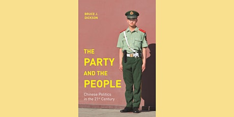 Book Launch: The Party and the People by Bruce Dickson tickets