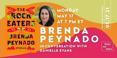 Brenda Peynado: The Rock Eaters w/ Danielle Evans tickets