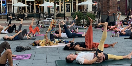 BareSOUL Community Yoga + Meditation at 17th Street Market tickets