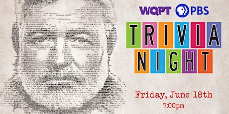 WQPT's Hemingway-Themed Trivia Night tickets