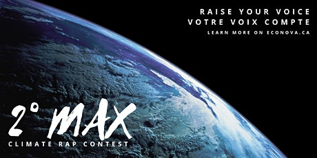 2° Max Climate Rap Contest – Education-focused Information Session[English] tickets