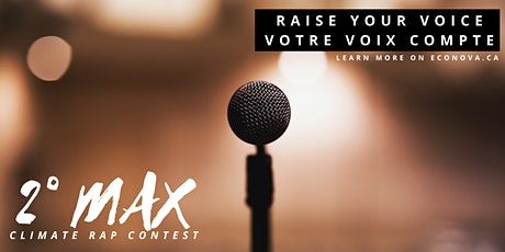 2° Max Climate Rap Contest – Participant Information Session [English] tickets