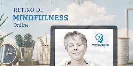 RETIRO DE MINDFULNESS ONLINE bilhetes