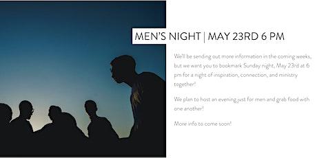 Men's Night tickets