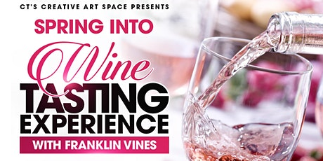 Spring Into Wine Tasting Experience tickets
