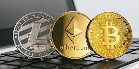 Mentoria Crypto  Personalizada ingressos