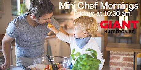 May VIRTUAL Mini Chef Mornings tickets