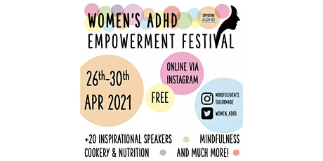 Women's ADHD Empowerment Festival tickets