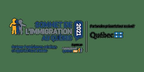 Sommet de l'immigration 2021 billets