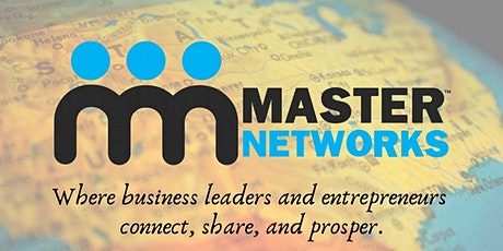 Master Networks - Houston Virtual Chapter tickets
