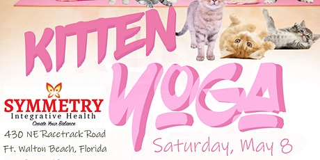 Kitten Yoga for a Cause #2 tickets