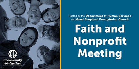 Faith and Nonprofit Meeting: Gwinnett County tickets