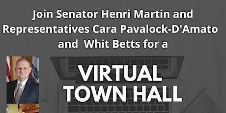 Bristol Virtual Town Hall Meeting tickets