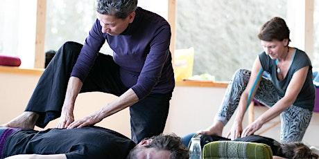 2. Schnupperworkshop Thai-Massage Tickets