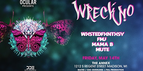 Wreckno [at] The Annex tickets