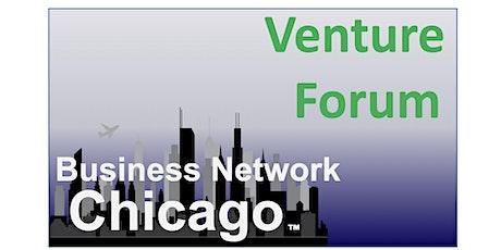 June 1st - Business Network Chicago - Venture Forum tickets
