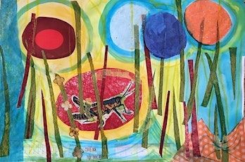 Summer Preview: Art & Mindfulness Collage tickets