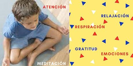 BENEFICIO DE LA PRÁCTICA DEL MINDFULNESS EN NIÑAS/OS entradas