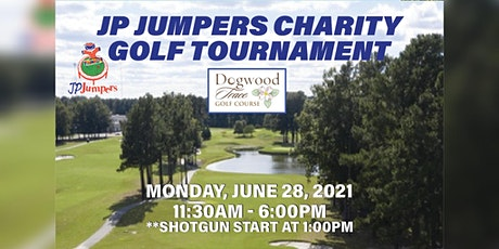 2021 JP JumPers Charity Golf Tournament tickets