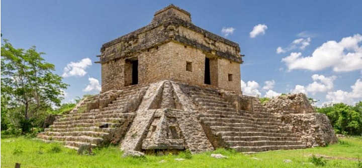 Maya on the Mountain: The Lords of Tiho': The Inscriptions of Dzbilchaltun image