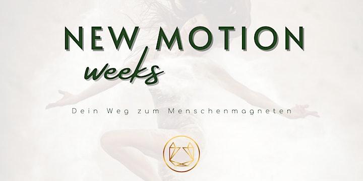 NEW MOTION WEEKS: Bild
