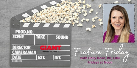 May VIRTUAL Feature Fridays tickets