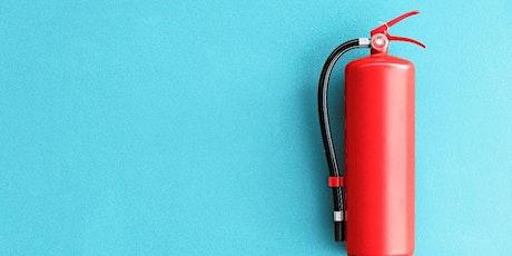 #16. Cálculo de Extintores Portátiles. Método NFPA 10:2018. Sala Virtual® entradas