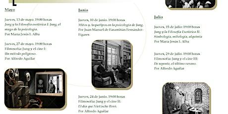 Ciclo sobre la vida y obra de Carl G. Jung: Jung y la Filosofía Esotérica I entradas