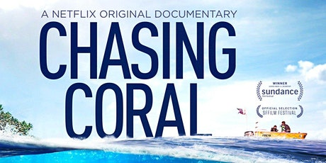 Chasing Coral: online film and discussion Tickets