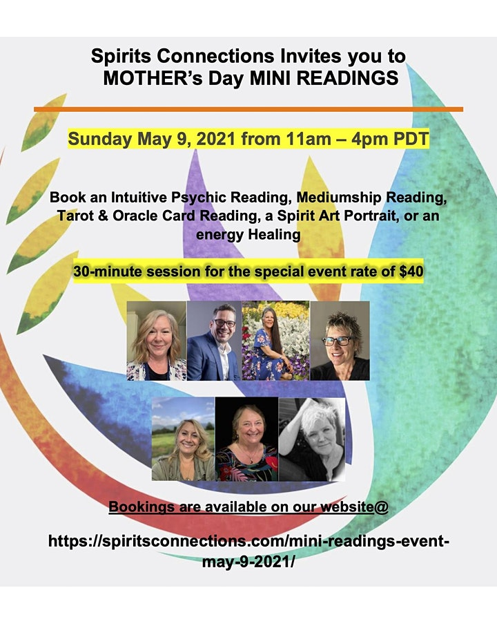 Mother's Day Mini Readings image